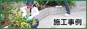 トータルグリーンのお庭の施工事例